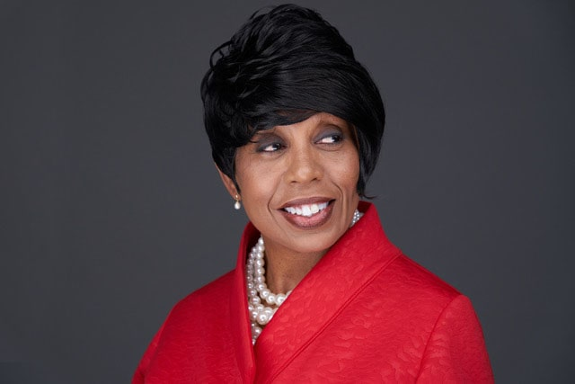 Dr. Betty Moseley Brown